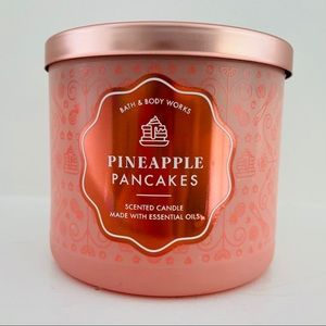 NEW BBW PINEAPPLE PANCAKES Candle